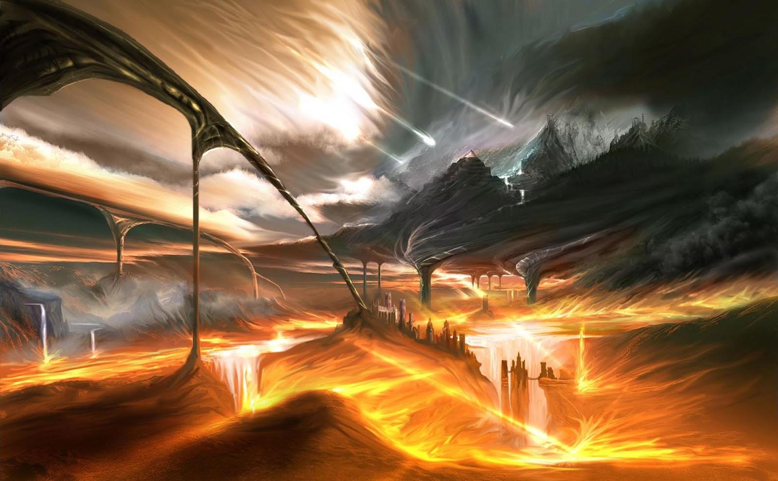 Fire domain