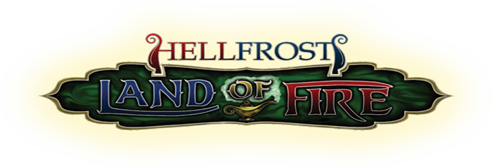 Land of fire logo