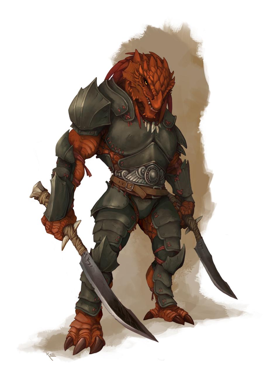 Dragonborn | The Realms of Doremval | Obsidian Portal
