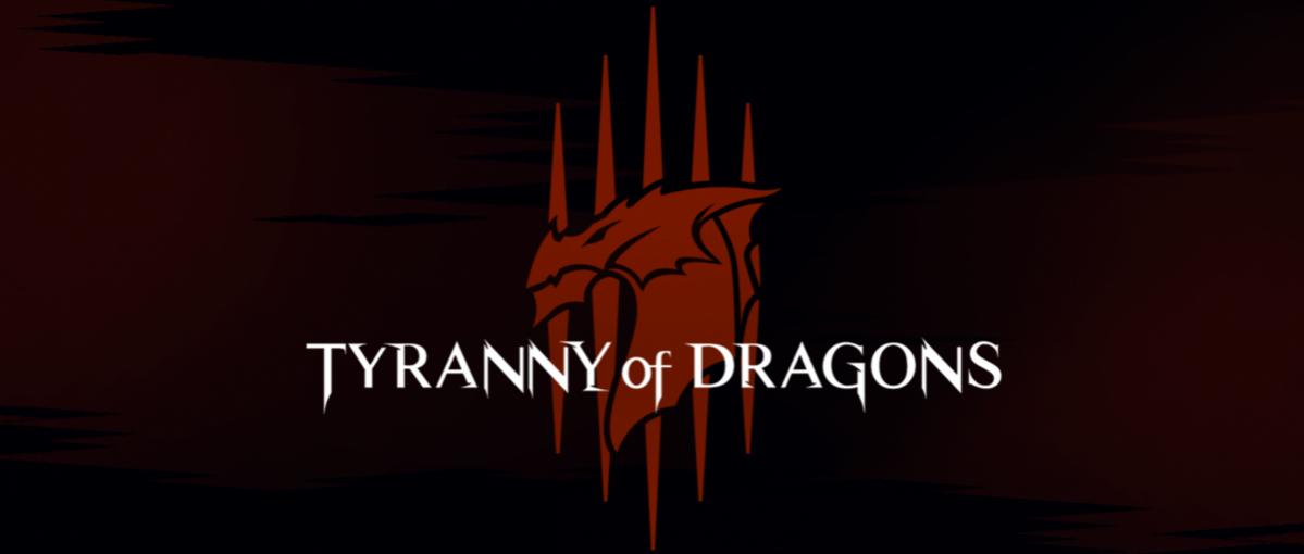 My tyranny