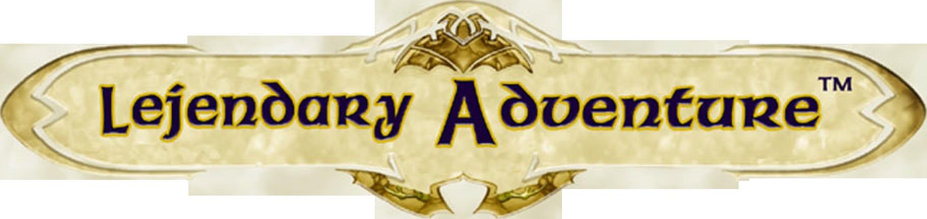 Lejendary Adventure