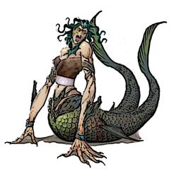 Siren Warrior