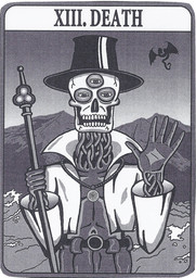 Tarot Card: Death