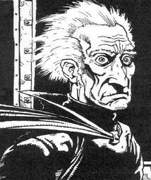 "Dr Gerlach Augustus Eule(""Dr Owl"")"