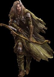 Captain Kiirian Norandael