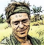 """Leutnant Dieter """"Static"""" Jagerhaus"""