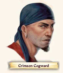 "Crimson ""Cog"" Cogward"