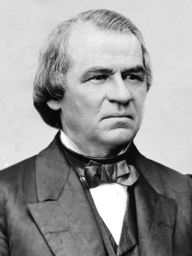 Mr. Andrew Johnson