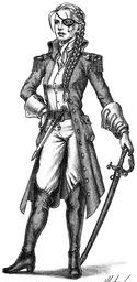 Lt. Hildegard Von Drachenberg