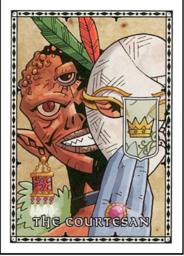 Harrow Card - Najet