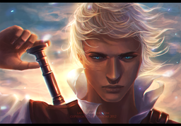 "[Garidon] Travis ""of the Sapphire Eyes"""