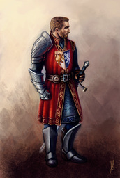 [[DEAD]] Capt. Gregor