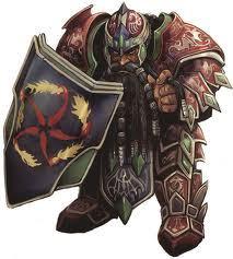 Regrin, The Crimson Slayer