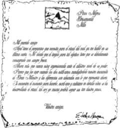 Carta de Etelka Herzen a Teugen