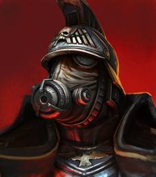 "Major Zell ""The War Chief"""