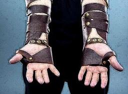 Bracers of Mighty Striking