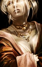 La prêtresse disparue