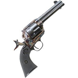Double Action Revolver