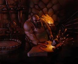 Gilroy Bronzehammer