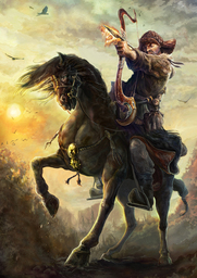 Khasar (Steppe Nomad)