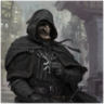 The Man in the Black Hood (Crime Lord)
