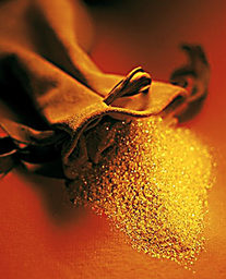 Pouch of Gold Dust