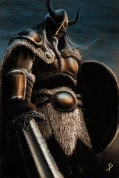 Lord Enforcer Oddmar