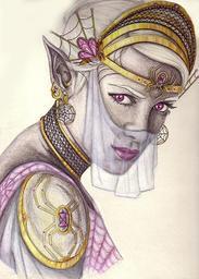 Priestess of Shar