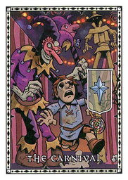 Harrow Card - Nova