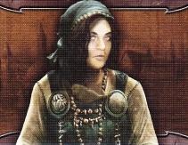 Mathilda Durbein (Fence)