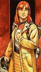 Lieutenant SG Jenna Seedar