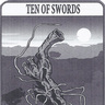 Tarot Card: The Ten of Swords