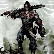 Major-Commissar Dante