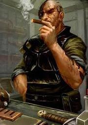 Quartermaster Kent