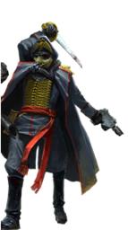 Commissar Caius Blackmore