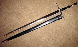 Masterwork Bastard Sword
