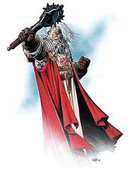 Lord Horkul Hawklight the Never-Failing