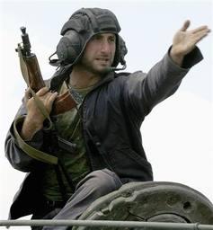 Arch-Militant Alexander Degtyarev