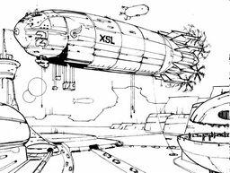 Military Airship, Boreas Class