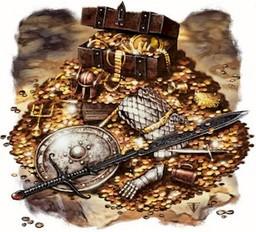 1. Stuff in the Treasury