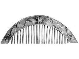 Silver Comb