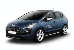 Economy Hybrid Car (2016 Peugeot 3008)