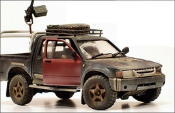 Heavy Pickup Truck (2004 Toyota Hilux)
