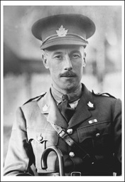 Colonel George Pearkes, VC