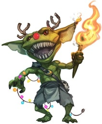 (Sandpoint) Snotty the Goblin