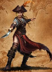 Lady Cerise Bloodmourne