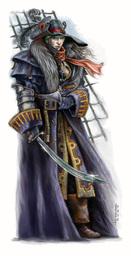 Lord Commander Vane