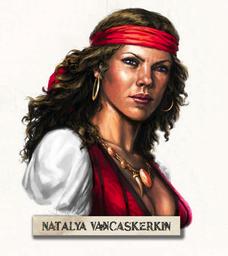 Natalya Vancaskerkin