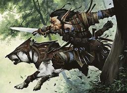 Huntsmaster Nian and Arnu