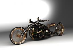 Iron Chariot